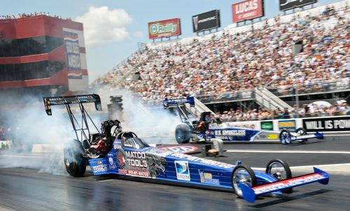 Antron Brown Spencer Massey Bristol 2009