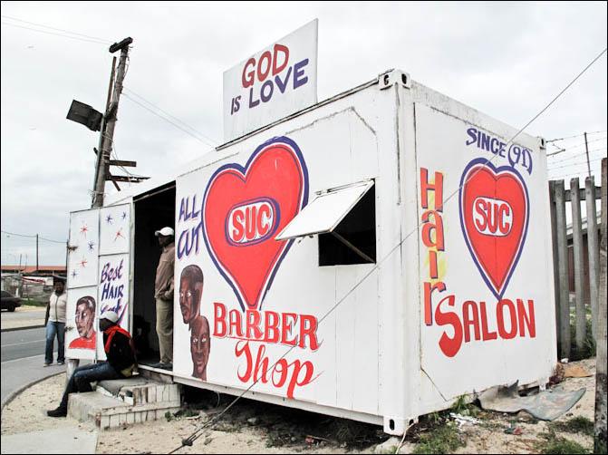 God is Love Barbershop