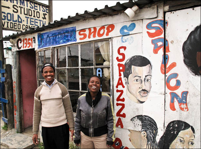 Mtsetse and Lindeka