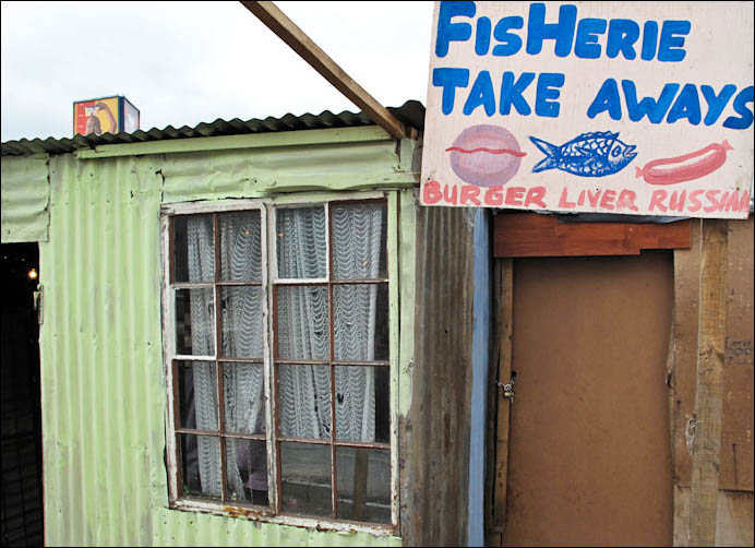 Fisherie Take Aways
