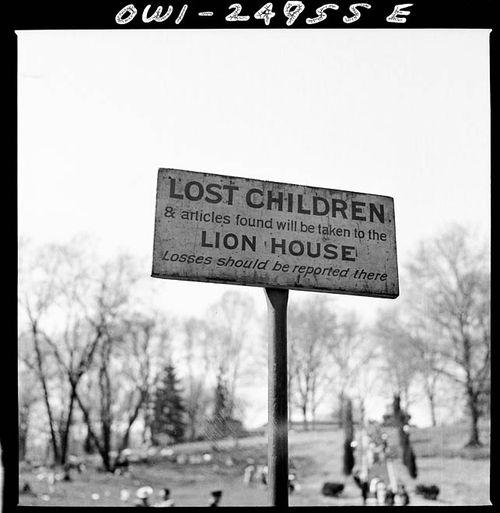 Bubley Lost Children Lion House