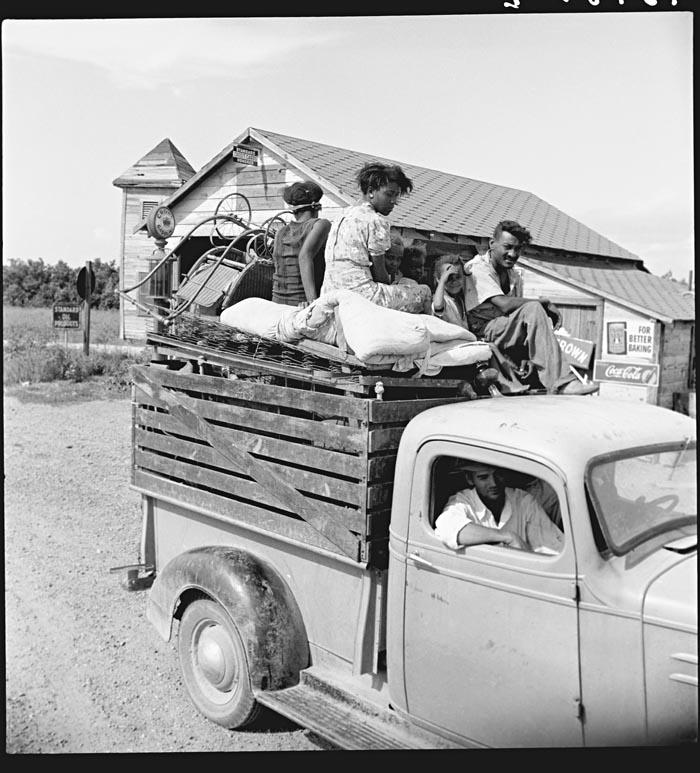 Lange Mississippi Highway 1