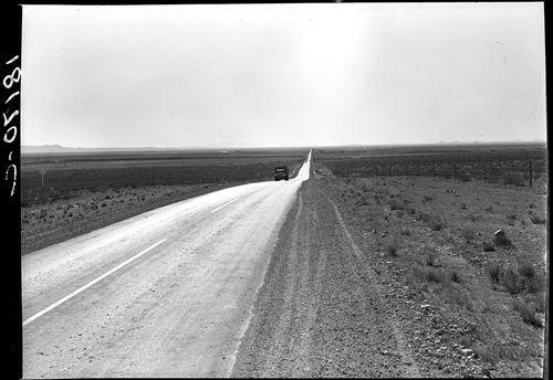 Lange US 80 New Mexico