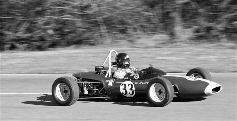 13 Summit Point Vintage Racing Group Lotus