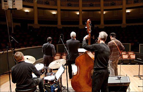 Free Bridge Quintet Kurt Rosenwinkel