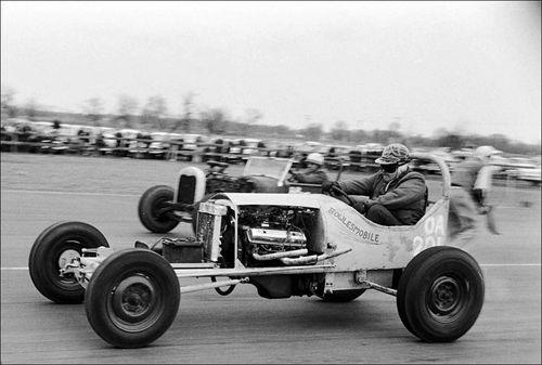Grey Villet Life Drag Racing In Moline , Ill. 01