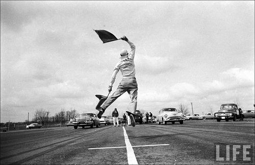 Grey Villet Life Drag Racing In Moline , Ill. 04