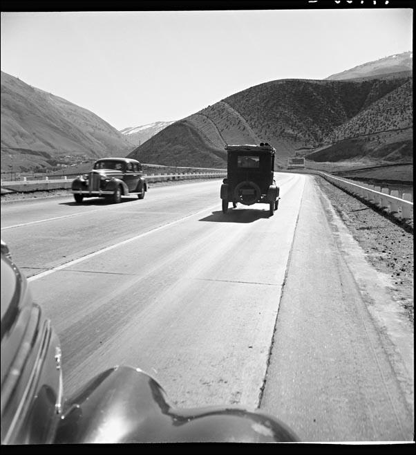 Lange US 99 Kern County CA