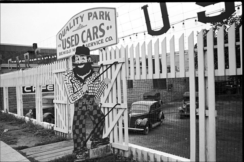 Vachon Paul Bunyan Used Car Lot Minnesota