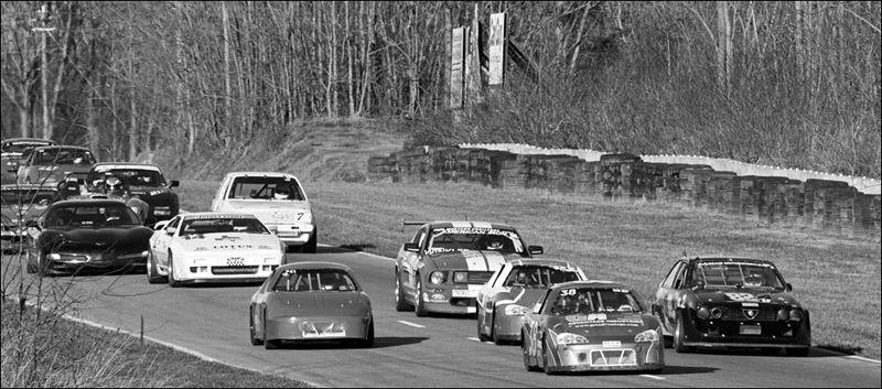 16 Summit Point Vintage Racing Group