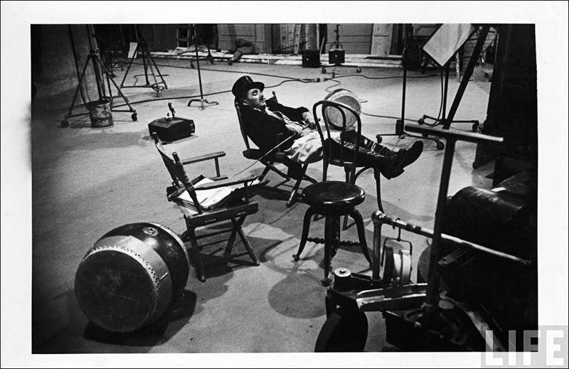 W Eugene Smith Charlie Chaplin Life 003