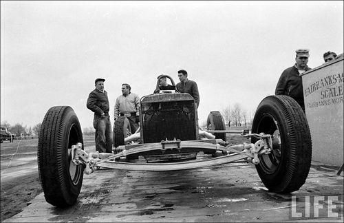 Grey Villet Life Drag Racing In Moline , Ill. 06
