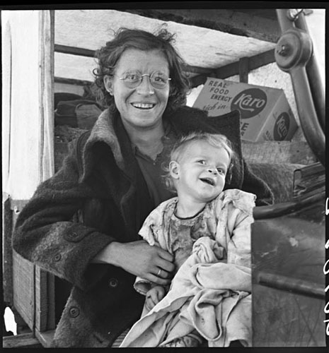 Dorothea Lange Tulelake CA Mother 02