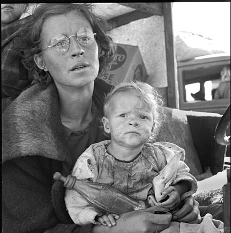 Dorothea Lange Tulelake CA Mother 01