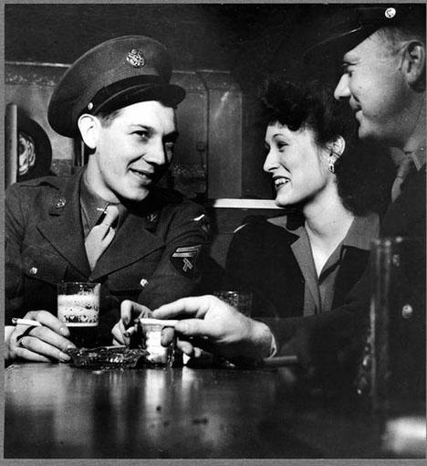 Esther Bubley Washington DC 1943