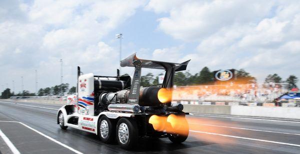 Shock Wave Jet Truck Rockingham 8822