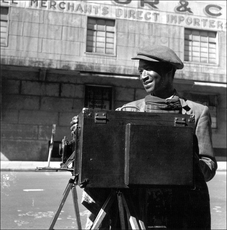Constance Stuart Larrabee Street Photographer Johannesburg 1948 02