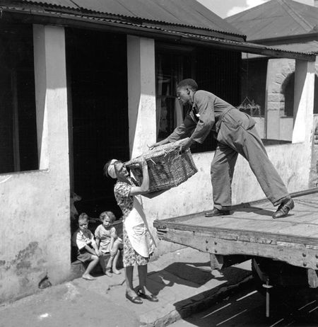 Constance Stuart Larrabee Johannesburg Social Welfare,Poor Relief 1947_ 48