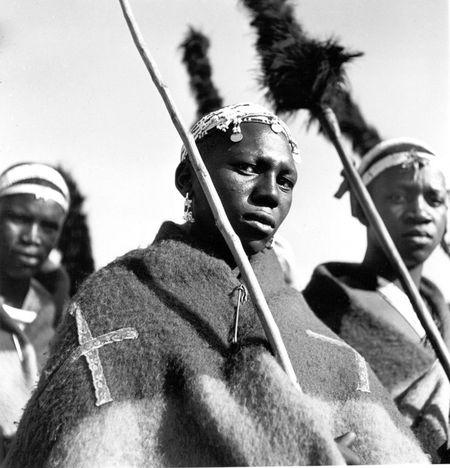 Constance Stuart Larrabee Portrait of a Ndebele Man 1936 49 eepa_1998_060862