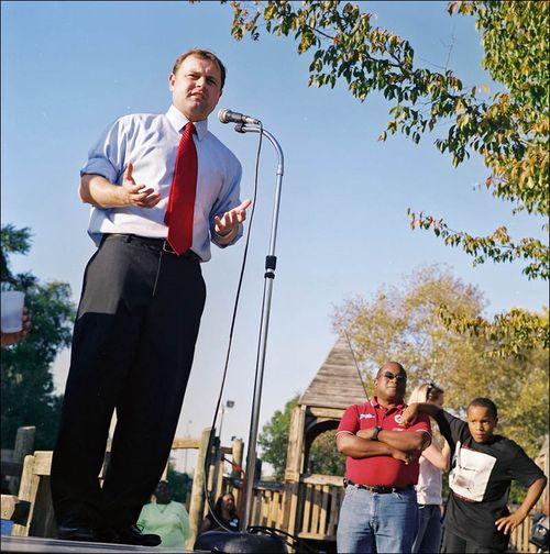 Perriello Rally 10 Oct 10 06