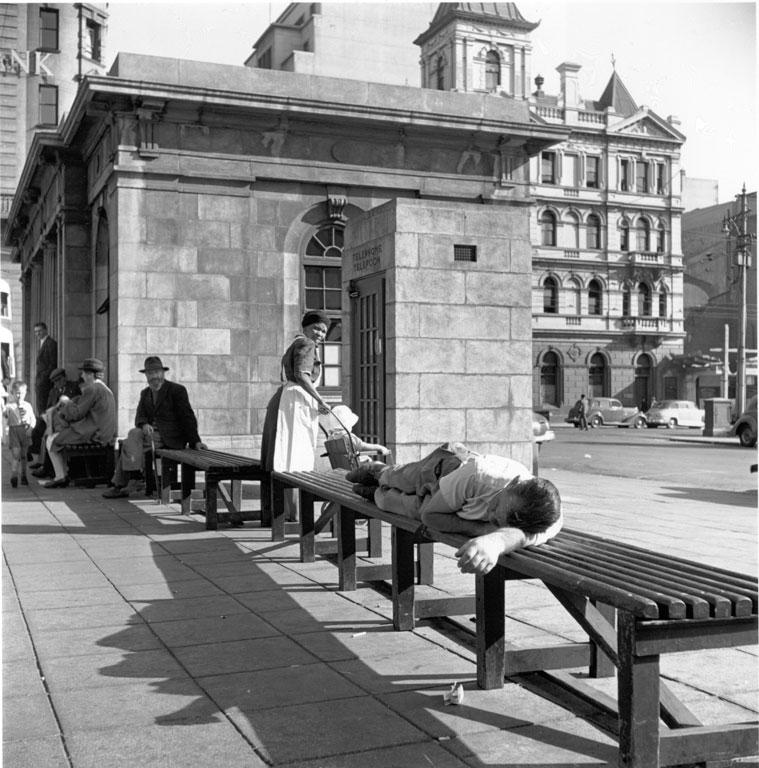 Constance Stuart Larrabee Homeless Man 1947 48 B eepa_1998_061916
