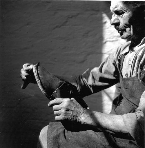 Constance Stuart Larrabee Cobbler 1947 48