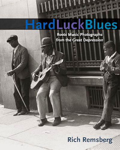 Hard Luck Blues cover