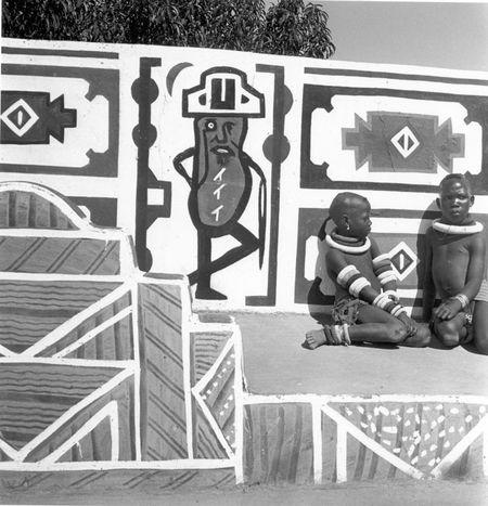 Constance Stuart Larrabee Two Ndebele Children 1936 49 eepa_1998_060675