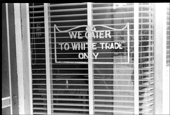 Ohio Ben Shahn Sign on restaurant, Lancaster, Ohio