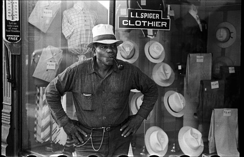Ben Shahn Resident of Plain City Ohio 1938
