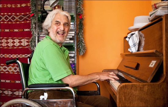 Vincent Kolbe January 2010