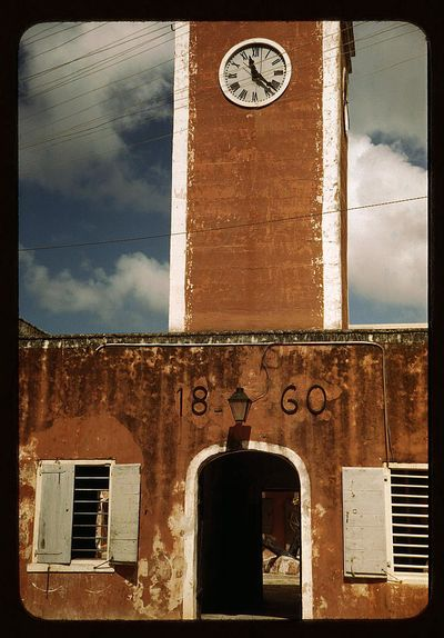Delano The Virgin Islands St. Croix 1941