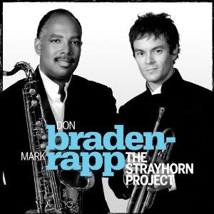 Braden Rapp Strayhorn album cover