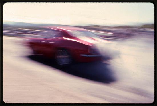 Camaro Burnout 03