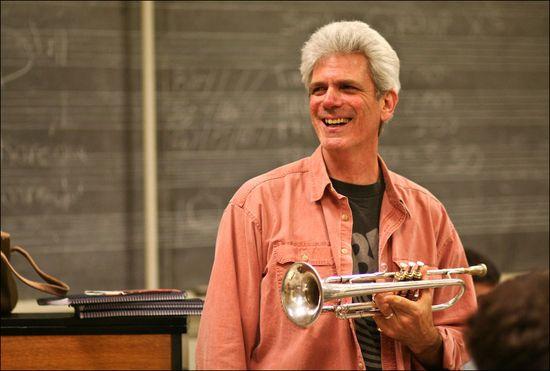 John D'earth UVA Jazz Ensemble