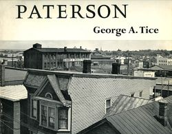 George Tice Paterson Cover