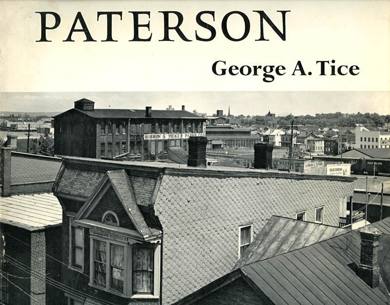 George Tice Paterson Cover