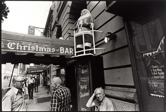 Robert D'Alessandro The Christmas Bar