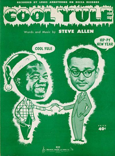 Steve Allen Cool Yule