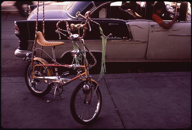 Danny Lyon El Paso's Second Ward Neighborhood 06 1972