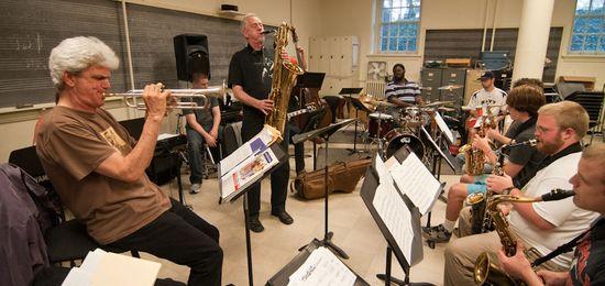 UVA Jazz Ensemble 04 11-0241