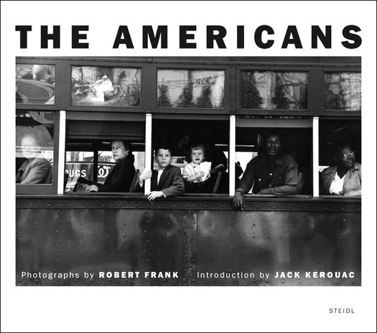 Robert Frank The Americans Cover