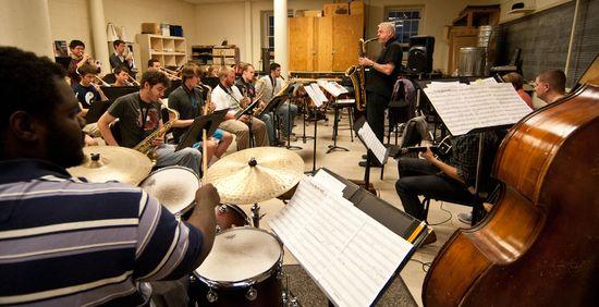 UVA Jazz Ensemble 04 11-0480