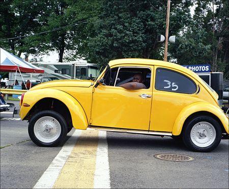 Yellow Bug Racer