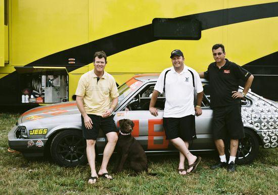 Mason Jeg Coughlin 24 Hours Lemons Team