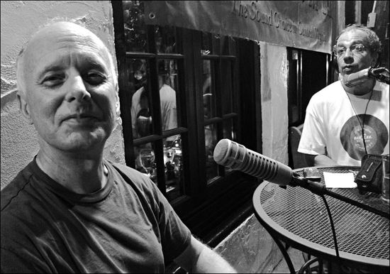 George Melvin Benefit 2011 Fellinis Bob Hallahan