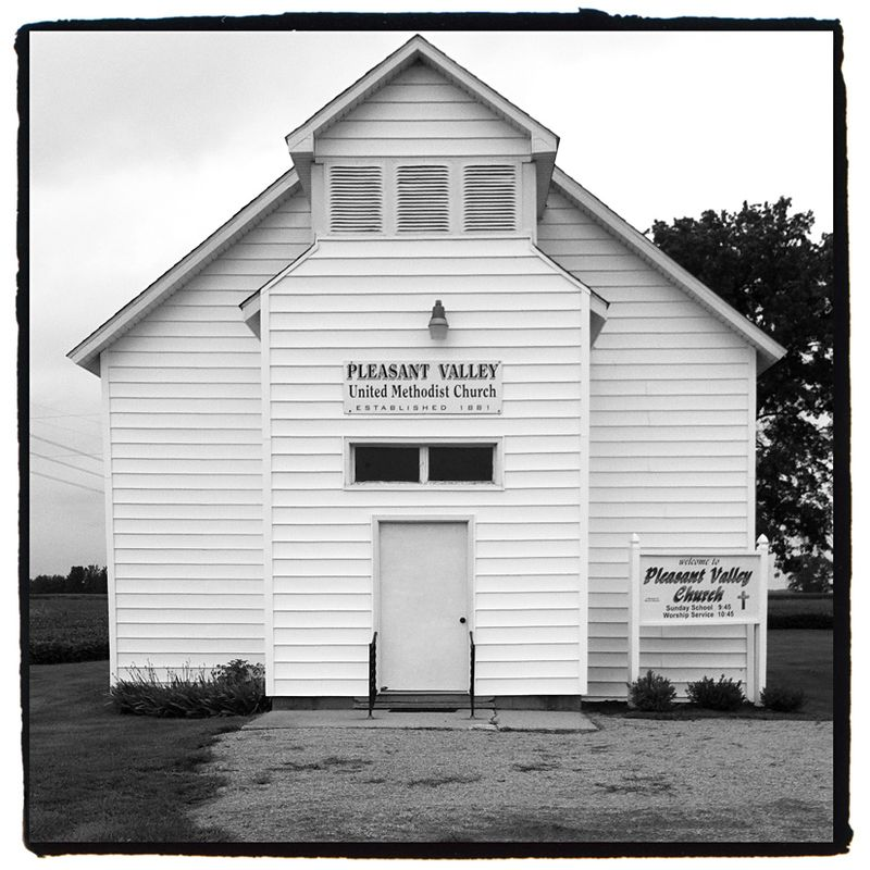 Pleasant Valley Church Route 66 Missouri Blog