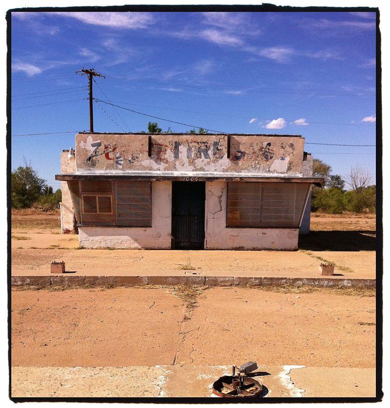 Route 66 Survivor Tucumcari New Mexico Blog