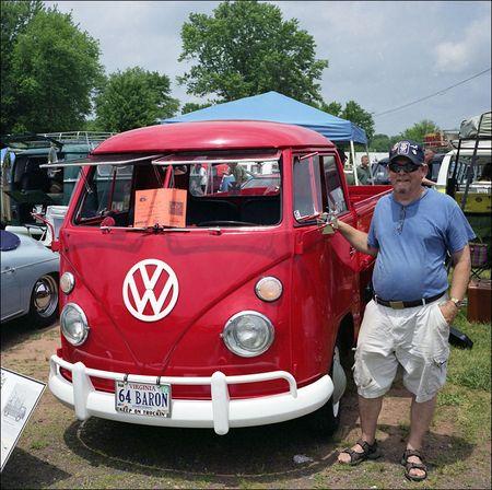 Bill Wright 64 Type 2 Single Cab Pickup