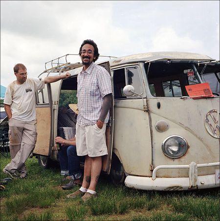 Andrew Marquesen 65 VW Transporter